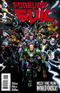 Forever Evil Cover 1
