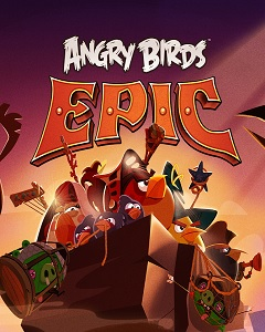 Angry Birds Epic Pic