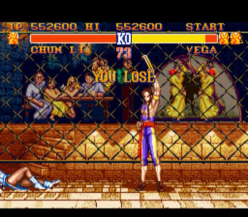 Street Fighter Ii Nostalgia Review Nerdexp