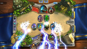 Hearthstone Battle