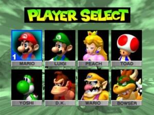 MK Characters