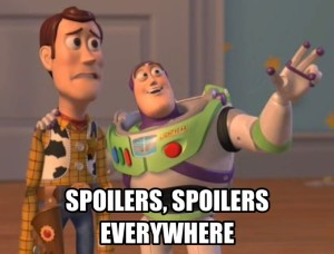 Toy Story Spoilers