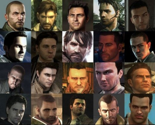 None of these characters represent me.