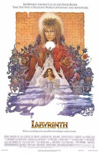 Labyrinth Movie Poster