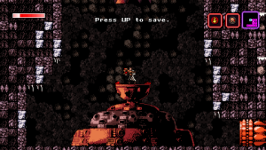 Axiom Verge Save Station