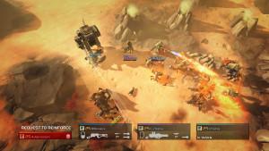 Helldivers Developer Q&A Combat Gameplay