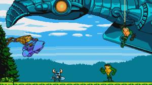 Shovel Knight Battletoads