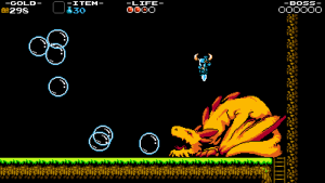 Shovel Knight Downward Thrust