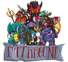 Paperbound Cast PS4 Twitch Combat Arena Smash