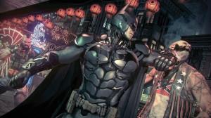 Arkham Knight Combat