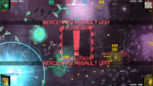 Stardust Vanguards Mercenary