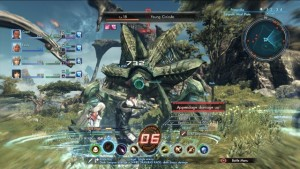 Xenoblade Chronicles X Combat