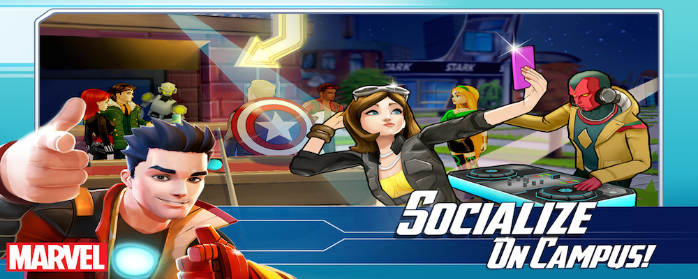 Avengers Academy Review