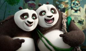 Kung Fu Panda 3 Dad