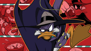 Darkwing Duck Panel 1