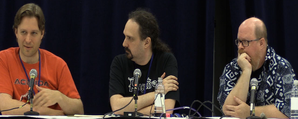 Momocon 2016: Writing for Video Games