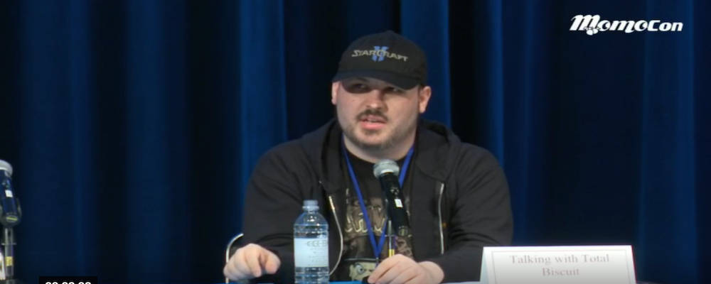MomoCon 2016: Talking with Total Biscuit