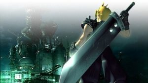 FFVII Cover Art