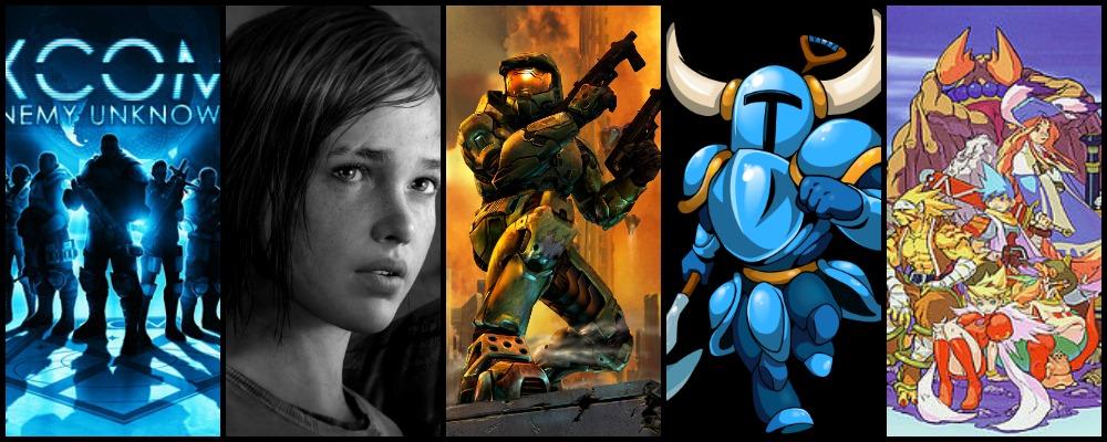 Top 5: Gaming Genres