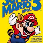 Super Mario Bros 3 Box Art